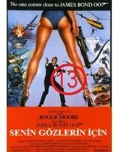 James Bond 13: Senin Gözlerin İçin (1981)