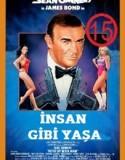James Bond 15: İnsan Gibi Yaşa (1983)
