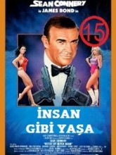 James Bond 15: İnsan Gibi Yaşa (1983)