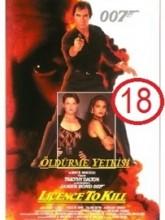 James Bond 18: Öldürme Yetkisi (1989)