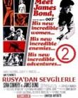 James Bond 2: Rusyadan Sevgilerle (1963)