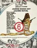 James Bond 6: Gazino Royal 007 (1967)