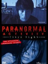 Paranormal Activity: Tokyo Gecesi