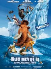 Buz Devri 4: Kıtalar Ayrılıyor