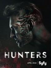 Hunters 1.Sezon izle