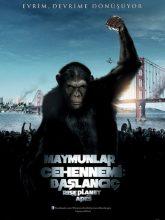 Maymunlar Cehennemi 1: Başlangıç